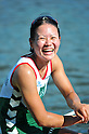 Atsumi Fukumoto (JPN), SEPTEMBER 18, 2011 - Rowing : The 89th All Japan Rowing Championships during the Race A final of Women's Single Sculls at the Toda Olympic Rowing Course, Saitama, Japan. (Photo by Jun Tsukida/AFLO SPORT) [0003]