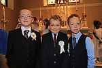 Termonfeckin First Communion 2013
