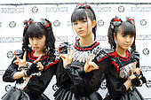 BABY METAL - Photocall at Download Festival  held at Donington Park UK - 10 June 2016.  Photo credit: Zaine Lewis/IconicPix