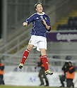Scotland U21 v Azerbajan U21 2nd Mar 2010