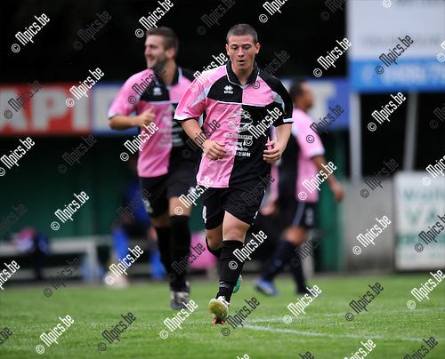 2011-07-27 / Voetbal / seizoen 2011-2012 / SK Rapid Leest / Alessandro Di Taranto..Foto: mpics
