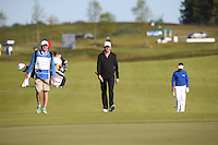 Peter Lawrie (IRL) heading down the 7th during Round Two of the 2015 Nordea Masters at the PGA Sweden National, Bara, Malmo, Sweden. 05/06/2015. Picture David Lloyd | www.golffile.ie