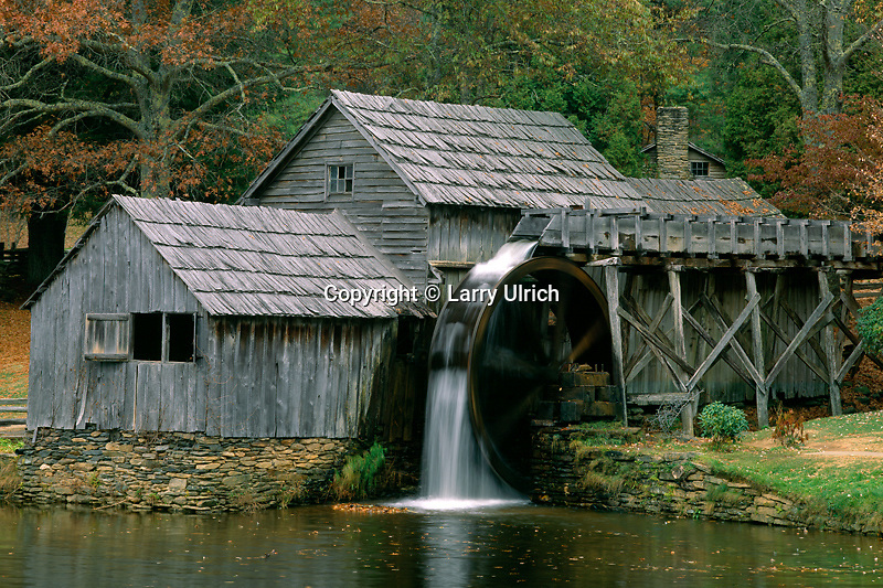 Mabry Mill<br />