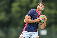 London Scottish and Cardiff Blues during a joint training session at Richmond Athletic Ground, Richmond, United Kingdom on 16 August 2019. Photo by David Horn.