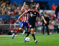 Bayer Munich´s forward Thomas Muller