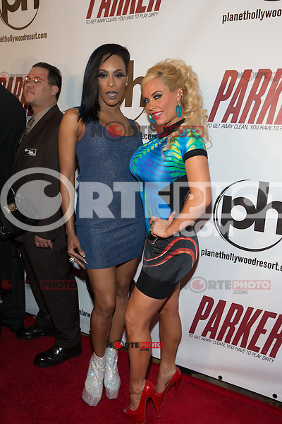 LAS VEGAS, NV - January 24 :  Cheazza and Coco Austin pictured at Parker movie Premiere at Planet Hollywood Resort in Las Vegas, Nevada on January 24, 2013. © Kabik/ Starlitepics / MediaPunch Inc. /NortePhoto /NortePhoto
