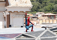 20170620 ROMA-SPETTACOLI: PHOTOCALL OF SPIDER-MAN: HOMECOMING