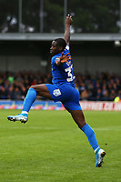Paul Osew of AFC Wimbledon during AFC Wimbledon vs Rochdale, Sky Bet EFL League 1 Football at the Cherry Red Records Stadium on 5th October 2019