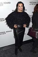 08 January 2020 - New York, New York - Kathrine Narducci at the National Board of Review Annual Awards Gala, held at Cipriani 42nd Street. Photo Credit: LJ Fotos/AdMedia