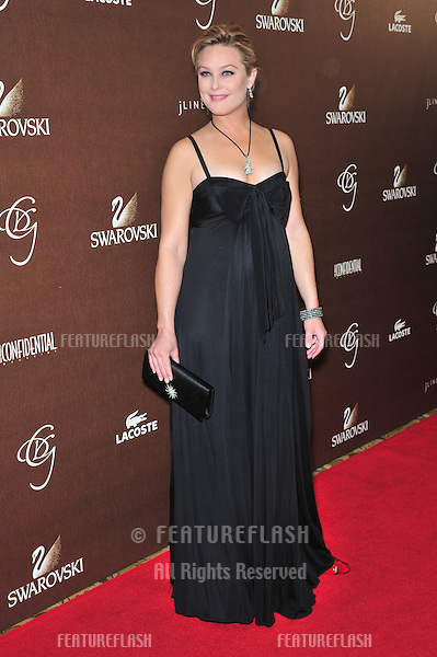 Elisabeth Rohm at the 10th Annual Costume Designers Guild Awards at the Beverly Wilshire Hotel..February 19, 2008  Los Angeles, CA.Picture: Paul Smith / Featureflash