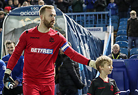 Bolton Wanderers' Ben Alnwick  <br /> <br /> Photographer Andrew Kearns/CameraSport<br /> <br /> The EFL Sky Bet Championship - Sheffield Wednesday v Bolton Wanderers - Tuesday 27th November 2018 - Hillsborough - Sheffield<br /> <br /> World Copyright © 2018 CameraSport. All rights reserved. 43 Linden Ave. Countesthorpe. Leicester. England. LE8 5PG - Tel: +44 (0) 116 277 4147 - admin@camerasport.com - www.camerasport.com
