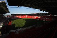 A general view of the bet365 Stadium the home of Stoke City<br /> <br /> Photographer Mick Walker/CameraSport<br /> <br /> The EFL Sky Bet Championship - Stoke City v Blackburn Rovers - Saturday 30th November 2019 - bet365 Stadium - Stoke-on-Trent<br /> <br /> World Copyright © 2019 CameraSport. All rights reserved. 43 Linden Ave. Countesthorpe. Leicester. England. LE8 5PG - Tel: +44 (0) 116 277 4147 - admin@camerasport.com - www.camerasport.com