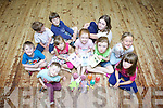 Having fun at the Frozen Summer Camp in the Clubrooms, Castlegregory last week were: Joey Rohan, Cian O'Halloran, Ethan Chambers, Calvin Griffin, Katie Hennessy, Katie crean, Sinead Dowd, Zara Chambers, Anna Roberts and Ciara Ferriter.