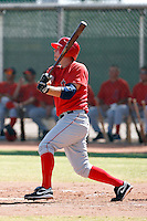 Jay Brossman - Los Angeles Angels, 2009 Instructional League.Photo by:  Bill Mitchell/Four Seam Images..