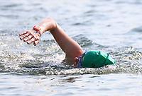 Sportler im Badesee Walldorf - Mörfelden-Walldorf 15.07.2018: 10. MöWathlon
