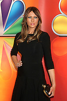 Melania Trump at NBC's Upfront Presentation at Radio City Music Hall on May 14, 2012 in New York City. © RW/MediaPunch Inc.