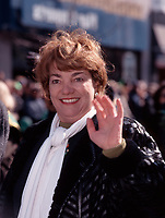 Sheila Copps at the 1999 Saint-Patrick Day Parade in Montreal<br />