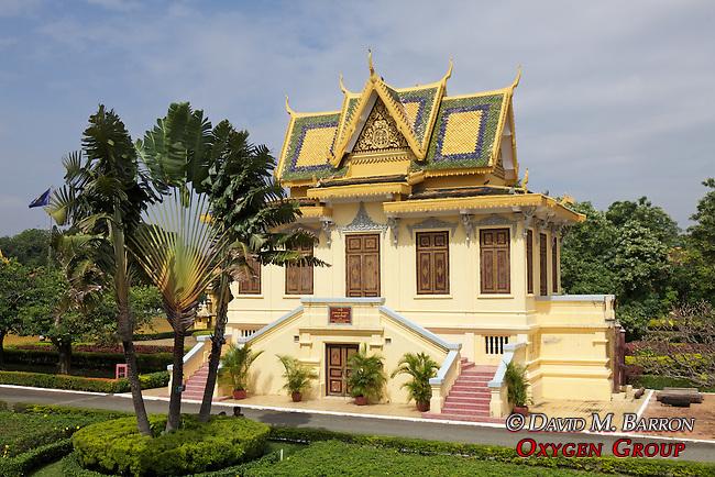 Hor Samran Phirun, Royal Palace in Phnom Penh
