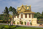 Hor Samran Phirun, Royal Palace in Phnom Penh