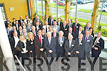Pictured at the Kerry Business Diaspora at the IT Tralee on Friday