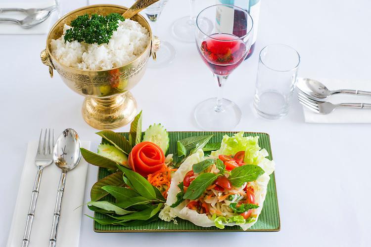 Aharn Thai. 19-21 Duthy Street Malvern ph 8272 0465  . Photo: Nick Clayton