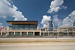 Carol Ann's Carousel House at the Smale Riverfront Park   Sasaki Architects