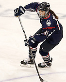 Madison Badeau (UConn - 91)The Boston College Eagles defeated the visiting UConn Huskies 4-0 on Friday, October 30, 2015, at Kelley Rink in Conte Forum in Chestnut Hill, Massachusetts.