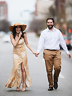 Priscilla & Bobby Engagement