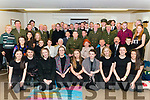 "Casts and crew of ""Patrick- The Story of Captain Patrick O'Connor"" by Aidan O'Connor pictured in the INEC Killarney last Thursday night."