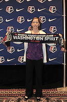 Philadelphia, PA. - January 16, 2015:  NWSL 2015 College draft, at the Pennsylvania Convention Center.