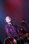 """Fronted by singer Gordon Downie, Canadian rock band The Tragically Hip play a show at the Orpheum in Vancouver, June 22, 2009, during their """"We Are The Same"""" tour. (Scott Alexander/pressphotointl.com)"""