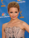 Dianna Agron  at The 62nd Anual Primetime Emmy Awards held at Nokia Theatre L.A. Live in Los Angeles, California on August 29,2010                                                                   Copyright 2010  DVS / RockinExposures
