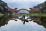 _DSC2306, Vacheron, China, 02/2016, CHINA-10363.<br /> <br /> CAPTION: Man Rows on Min River. Leshan, China, 2016<br /> <br /> Min River. Leshan, China, 2016.<br /> <br /> CHECK IMAGE USAGE<br /> <br /> FINAL_Vacheron<br /> Fine Art Print<br /> <br /> Retouched_Sonny Fabbri 03/22/2016<br /> Retouched_Eli Durst 12/15/2016