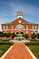 The Ballantyne Center for Dentistry, a cosmetic dentistry spa located in the Ballantyne Commons East near Charlotte, NC. Ballantyne, a suburb of Charlotte NC, is located near the South Carolina border. The 2,000-acre mixed-use development was created by land developer Howard C. Smokey Bissell.