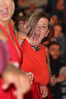 White Dee, Deirdre Kelly at The Celebrity Big Brother final<br /> Borehamwood. 12/09/2014 Picture by: James Smith / Featureflash