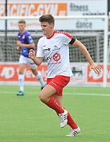 FC MEULEBEKE : Arne Declerck<br /> <br /> Foto VDB / Bart Vandenbroucke
