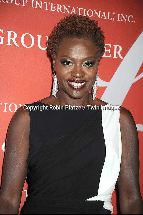 Viola Davis attends the Fashion Group International's 29th Annual  Night of Stars Gala on October 25, 2012 at Cipriani Wall Street in New York City.