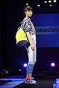 Yuka Mizuhara, Jan 15, 2015 : Japanese model Yuka Mizuhara attends 'adidas Stella Sport Performance Runway' at Tokyo Japan on 15 Jan 2015