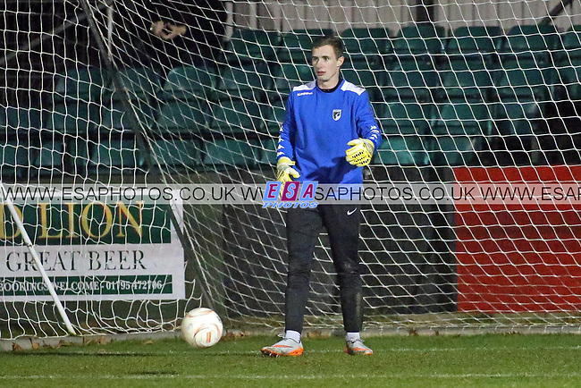 SITTINGBOURNE v GUERNSEY<br /> BOSTICK LEAGUE SOUTH<br /> TUESDAY 9TH JANUARY 2018