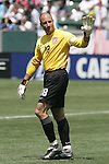9 June 2007: Kasey Keller. The United States Men's National Team defeated the National Team of Trinidad & Tobago 2-0 at the Home Depot Center in Carson, California in a first round game in the CONCACAF Gold Cup.