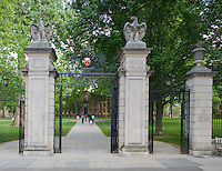 Fitz Randolph Gate, Princeton University, Princeton, New Jersey