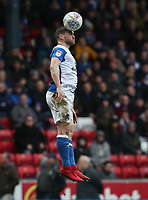 Blackburn Rovers' Craig Conway<br /> <br /> Photographer Rachel Holborn/CameraSport<br /> <br /> The EFL Sky Bet League One - Blackburn Rovers v Blackpool - Saturday 10th March 2018 - Ewood Park - Blackburn<br /> <br /> World Copyright &copy; 2018 CameraSport. All rights reserved. 43 Linden Ave. Countesthorpe. Leicester. England. LE8 5PG - Tel: +44 (0) 116 277 4147 - admin@camerasport.com - www.camerasport.com