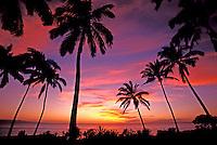 Sunset, Kihei, Maui.