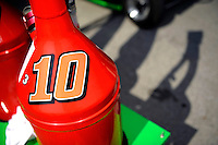 Fuel can, Danica Patrick (#10)