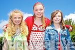 Aoife and Fiona Kisasne, Fossa with Mary Murphy, Kilcummin, enjoying the Milltown Listry Ceomhaltas fun day held in The Killarney Country Club, Faha on Sunday.