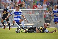07.09.2014: 1. FFC Frankfurt vs. MSV Duisburg