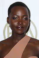 BEVERLY HILLS, CA - JANUARY 19: Lupita Nyong'o at the 25th Annual Producers Guild Awards held at The Beverly Hilton Hotel on January 19, 2014 in Beverly Hills, California. (Photo by Xavier Collin/Celebrity Monitor)