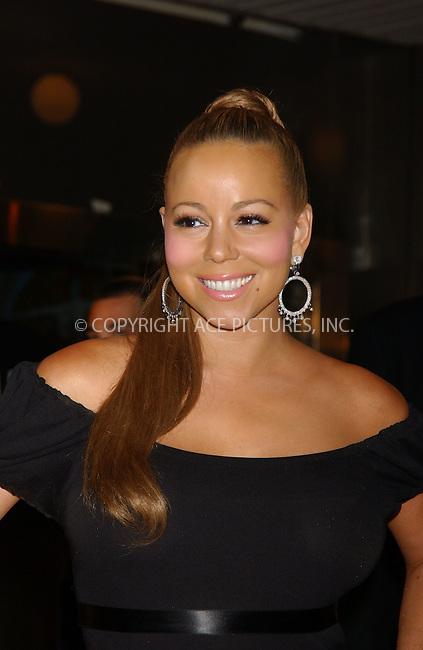 WWW.ACEPIXS.COM . . . . . ....August 30, 2006, New York City. ....Mariah Carey attends the 6th Annual BMI Urban Awards. ....Please byline: KRISTIN CALLAHAN - ACEPIXS.COM.. . . . . . ..Ace Pictures, Inc:  ..(212) 243-8787 or (646) 769 0430..e-mail: info@acepixs.com..web: http://www.acepixs.com