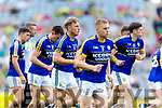 Donnchadh Walsh Kerry players before their clash with Mayo in the All Ireland Semi Final Replay in Croke Park on Saturday.