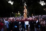 Le Pardon de Saint anne d'Auray est le deuxiéme plus important de France réunissant 15000 personnes.  26 aout 2010